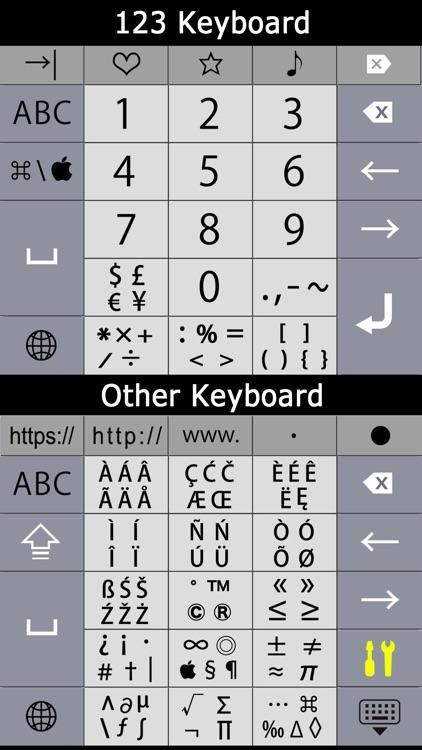 K4us English Keyboard