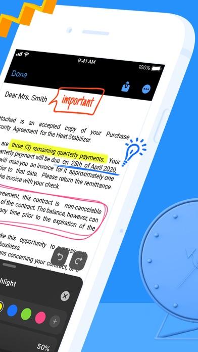 PDF Hero - PDF Editor & Reader Screenshot