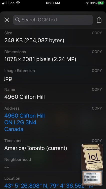 Image Text OCR Photo Scanner screenshot-3