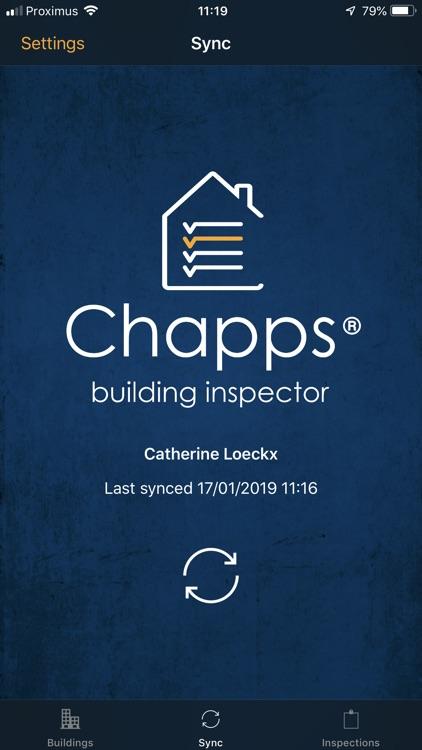 Chapps Building Inspector