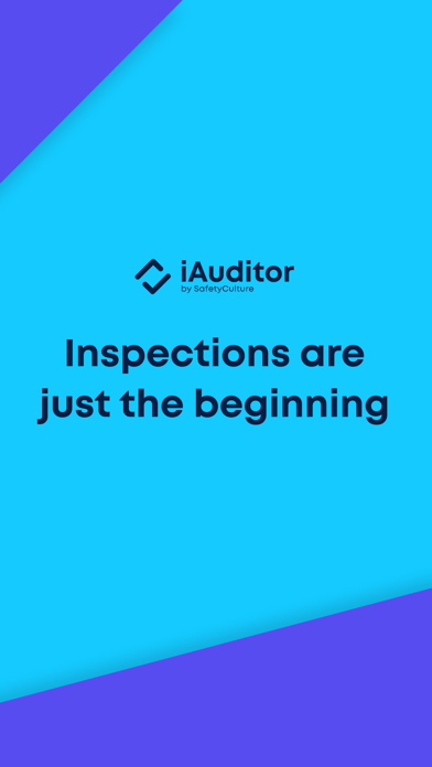 iAuditor: Digital Inspections screenshot one