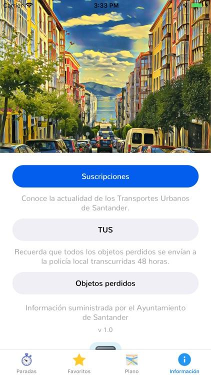 Bus Urbano Santander screenshot-9