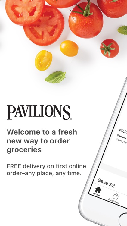 Pavilions Delivery & Pick Up
