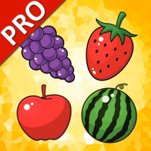Fruits Cards PRO