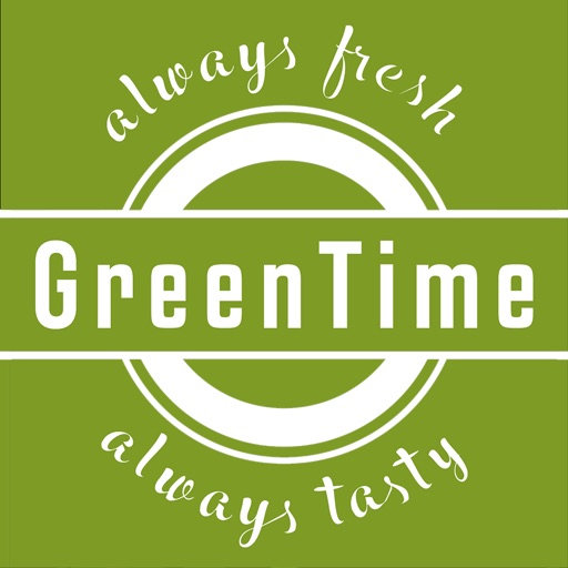 GreenTime - Fresh Food at Work