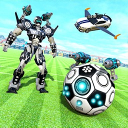 Football Robot Games Transform