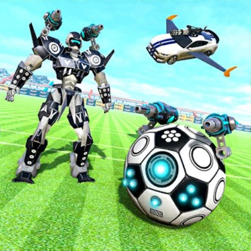 Football Robot Games Transform
