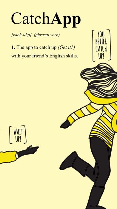 CatchApp: Learn English Easy screenshot 1