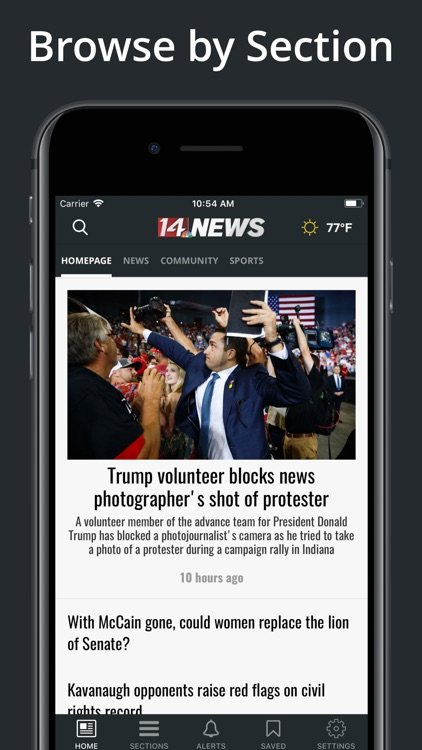 14 NEWS WFIE Tri-State Leader screenshot-4