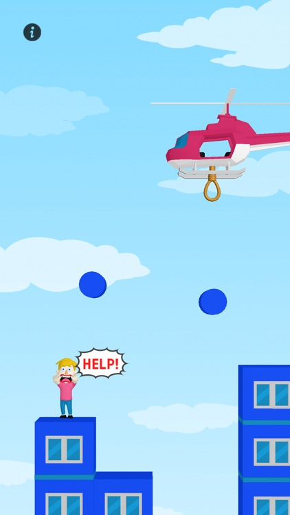 Help copter - rescue puzzle screenshot-3