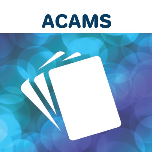 ACAMS Flashcard
