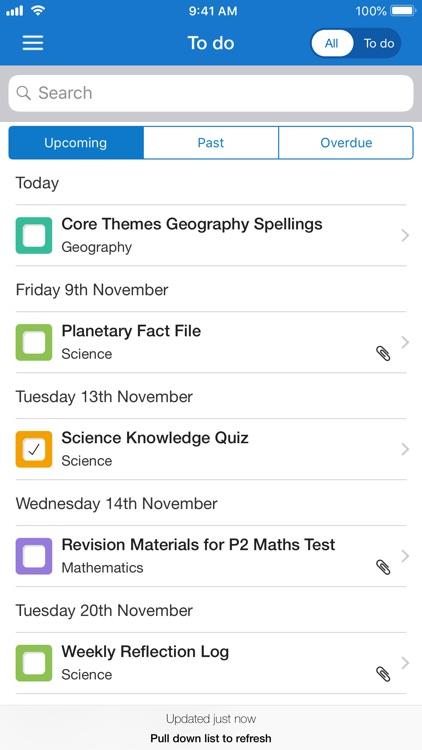 Show My Homework screenshot-0