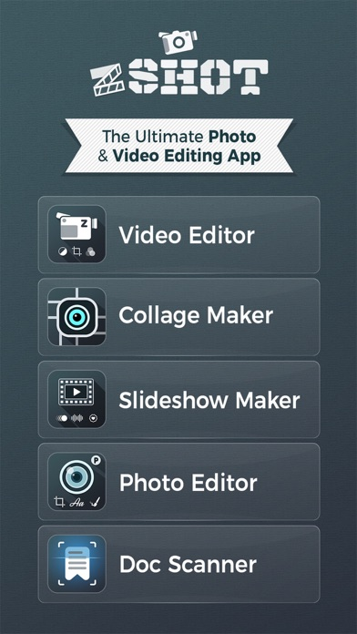 Video Editor Photo App Zshot review screenshots