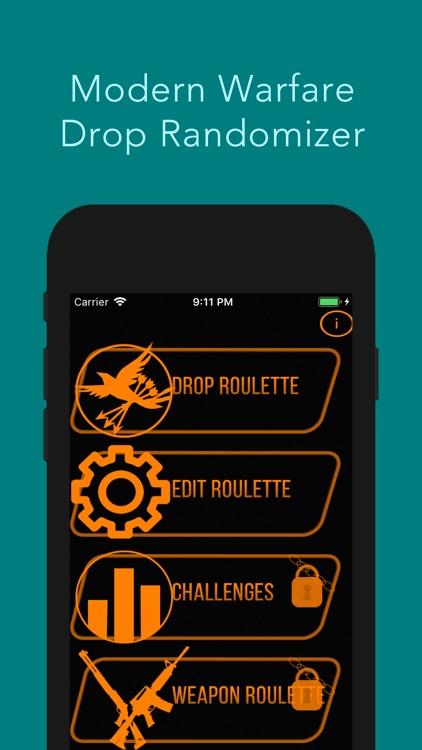Roulette for Modern Warfare
