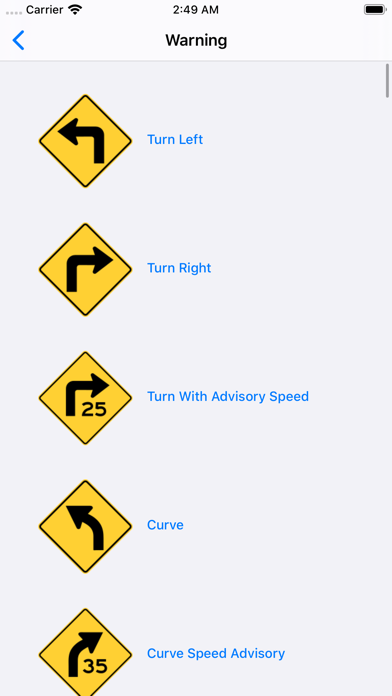 DMV Driving License Test 2020 screenshot 6