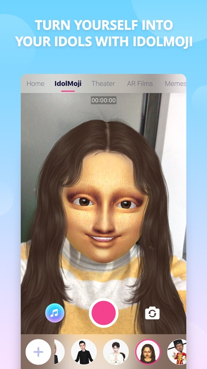 Myidol · 3D Avatar Creator screenshot-1