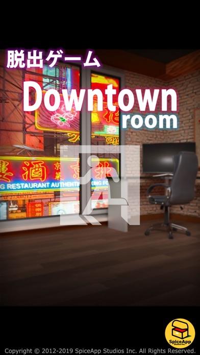最新スマホゲームの脱出ゲーム Downtown roomが配信開始!