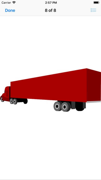 Red Truck Stickers screenshot-9