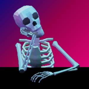 Skelly-Animated Skeletons