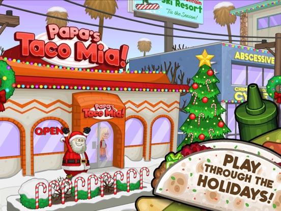 Papa's Taco Mia HD screenshot four