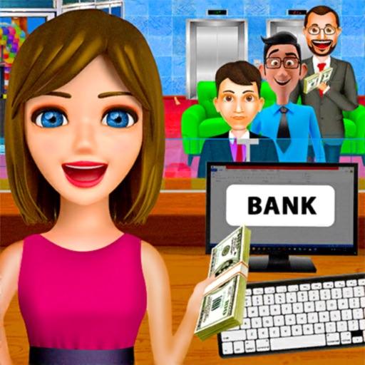 Bank Cashier Register Games