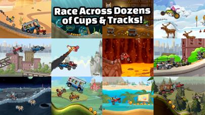 Screenshot from Hill Climb Racing 2