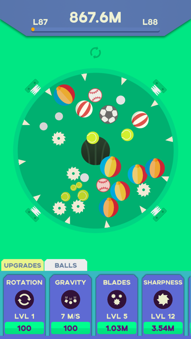 Ball Blender! screenshot three