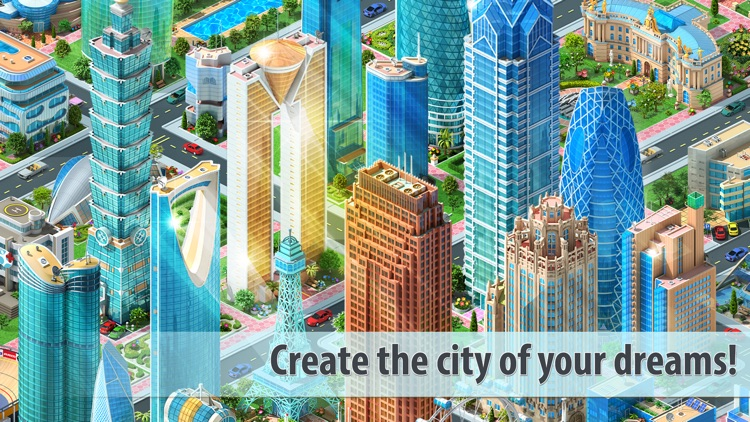 Megapolis screenshot-0