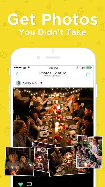 Hobnob Invitation Maker & RSVP screenshot-6
