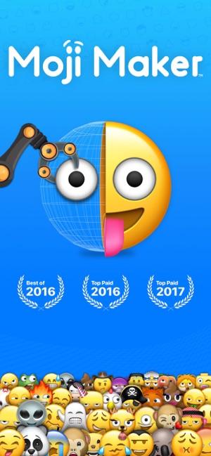 Moji Maker™   Emoji & Avatar Screenshot