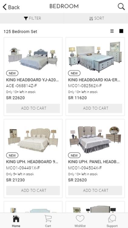 Habitat Furniture Online Shop