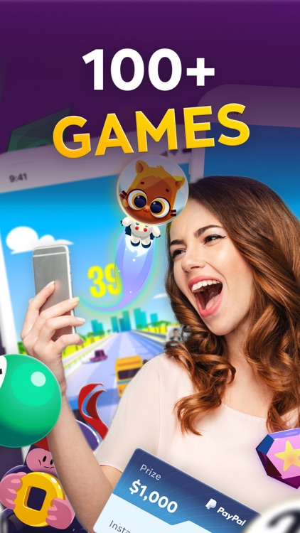 Win Cash Rewards with GAMEE