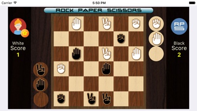 Screenshot for Rock Paper Scissors Strategic in United States App Store