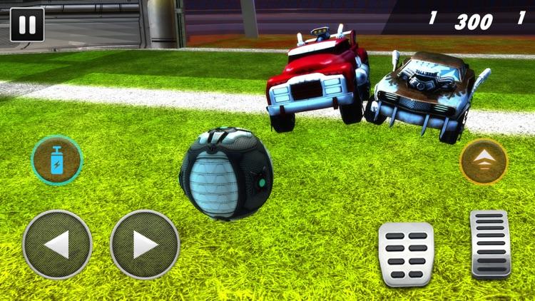 Turbo Cars League Soccer Mania screenshot-5
