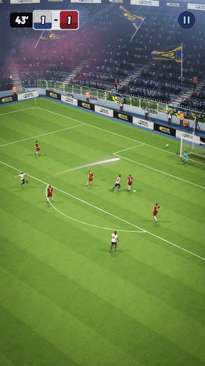 Soccer Super Star screenshot-3