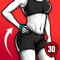App Icon for Kadın Fitness -Kadın Egzersizi App in Turkey IOS App Store