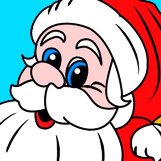 Раскраски Рождество Новый Год
