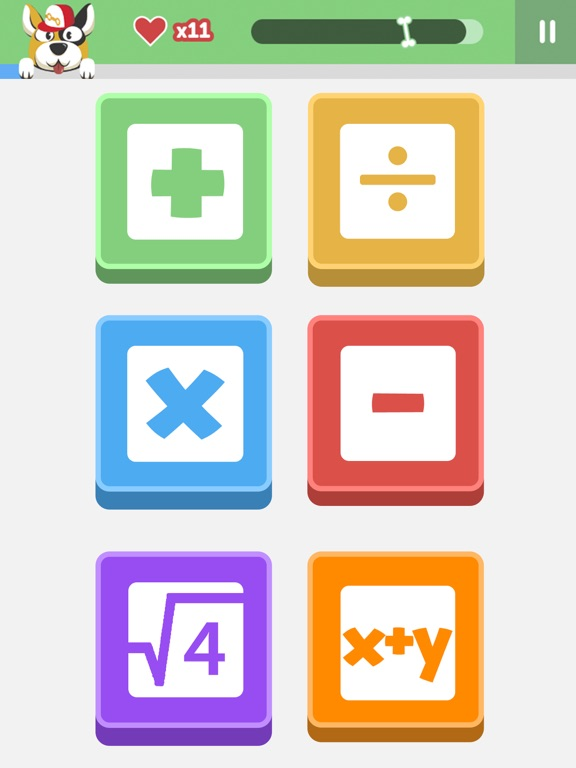 Math Learner: Learning Games screenshot 8
