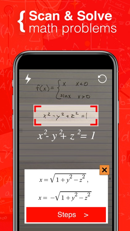 Math answer scanner - Math Pro
