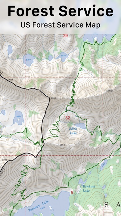 Topo Maps+ Screenshot