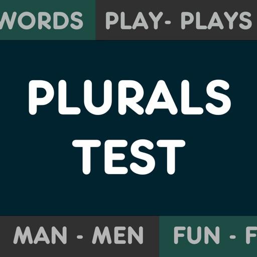 Plurals & Singulars Test