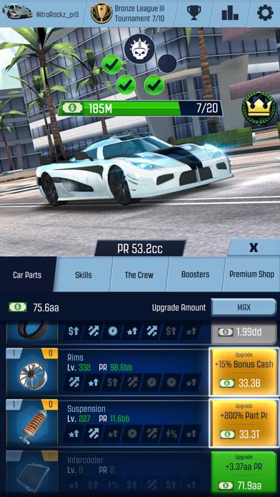 ニトロレーシングGO! 2018 クリッカー系レースゲームのおすすめ画像5