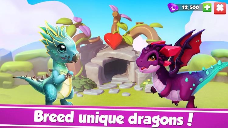 Dragon Mania Legends - Fantasy screenshot-4