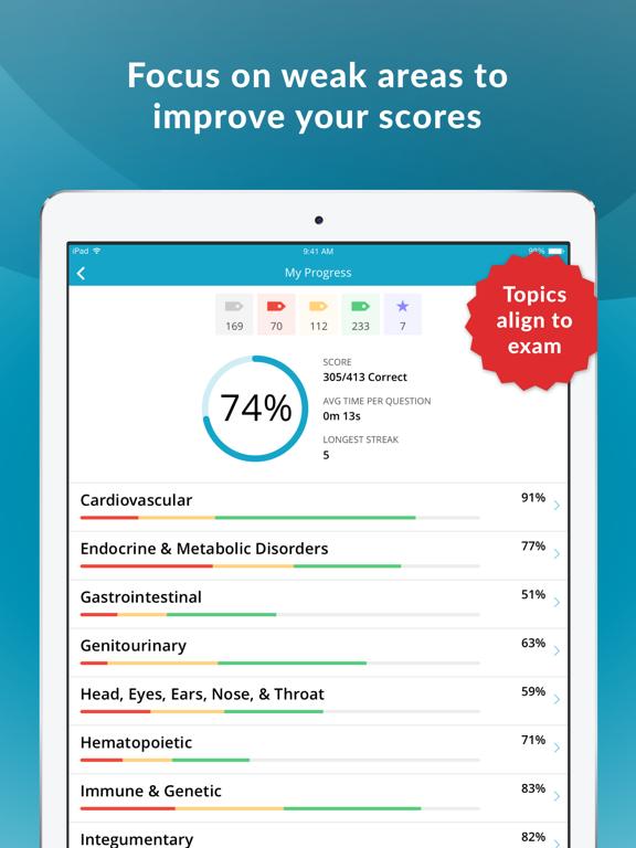AGNP: Adult-Gero Exam Prep screenshot 6