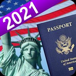 US Citizenship Test 2021 Audio