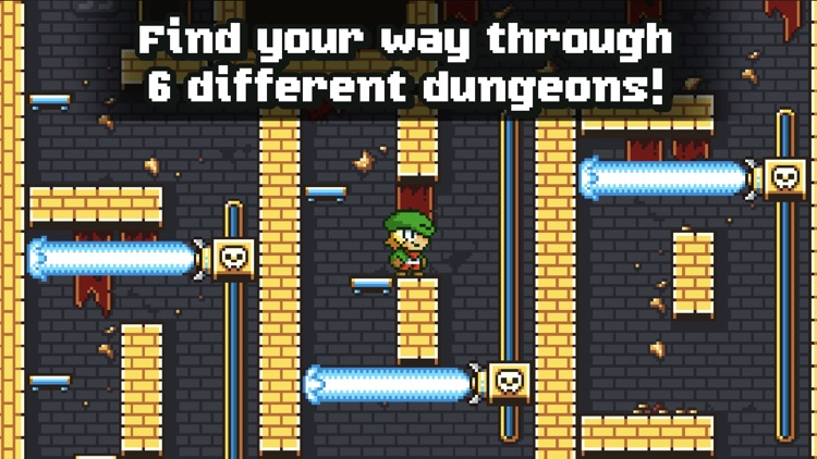 Super Dangerous Dungeons screenshot-4