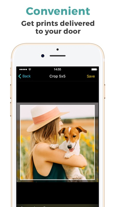 Screenshot for FreePrints - Photos Delivered in United Kingdom App Store