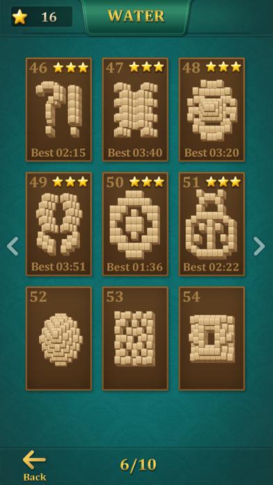 Mahjong Solitaire: Classic screenshot 4