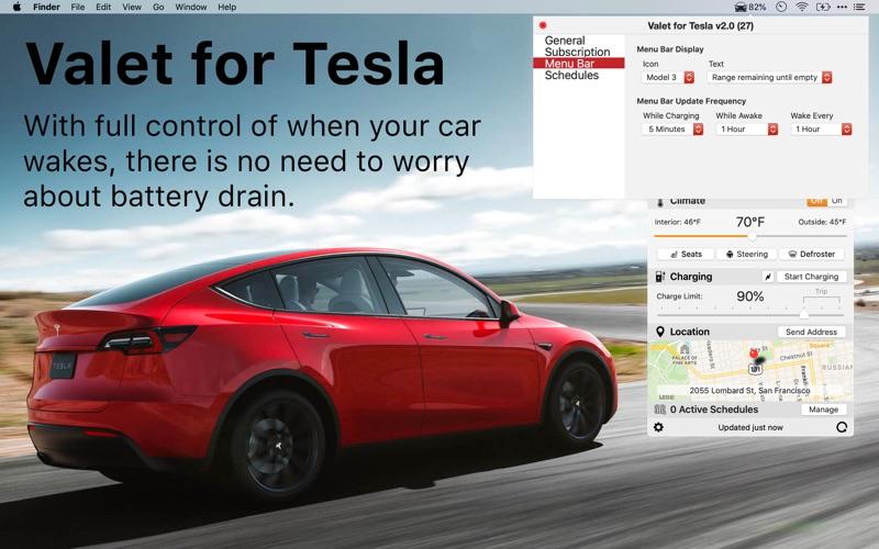 Valet - Car Control and Viewer скриншот программы 4