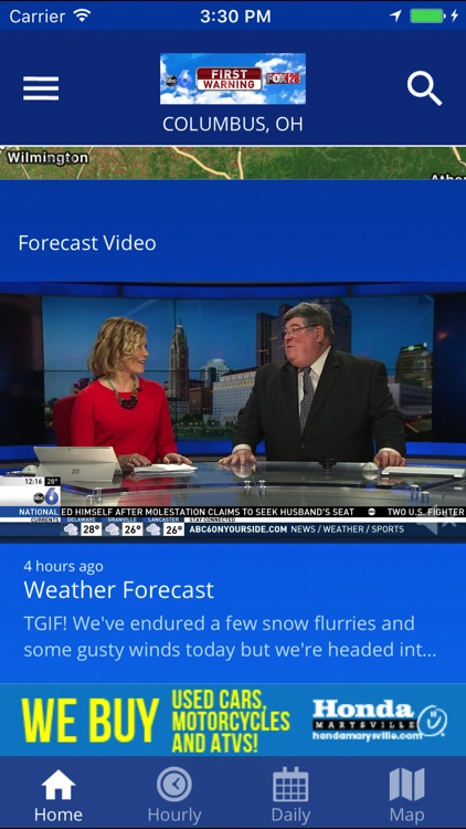 OHIO WX screenshot-1